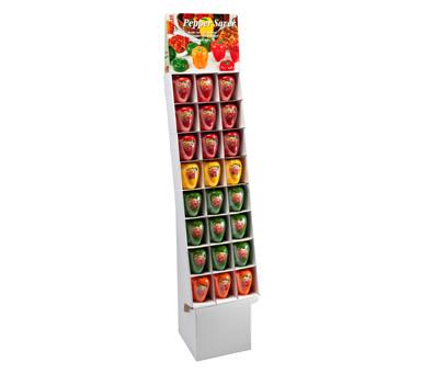 Pepper Saver™ Floor Display