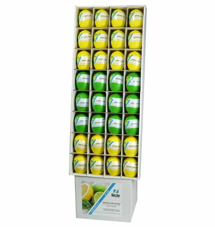 Lemon / Lime Saver® Floor Display