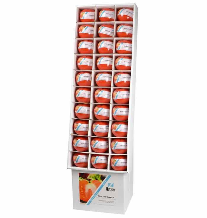 Tomato Saver® Floor Display