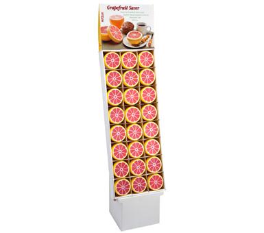 Grapefruit Saver™ Floor Display