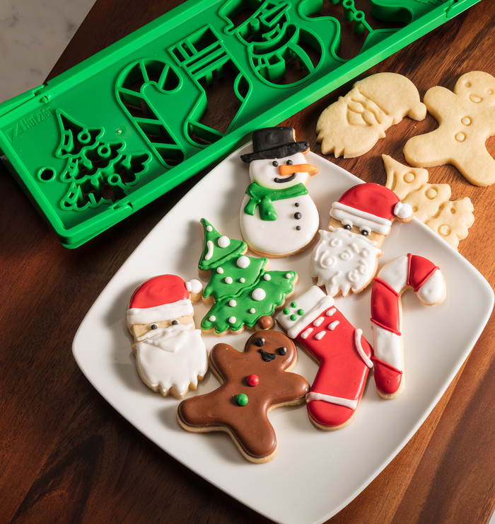 Santas Kitchen® Press n Bake