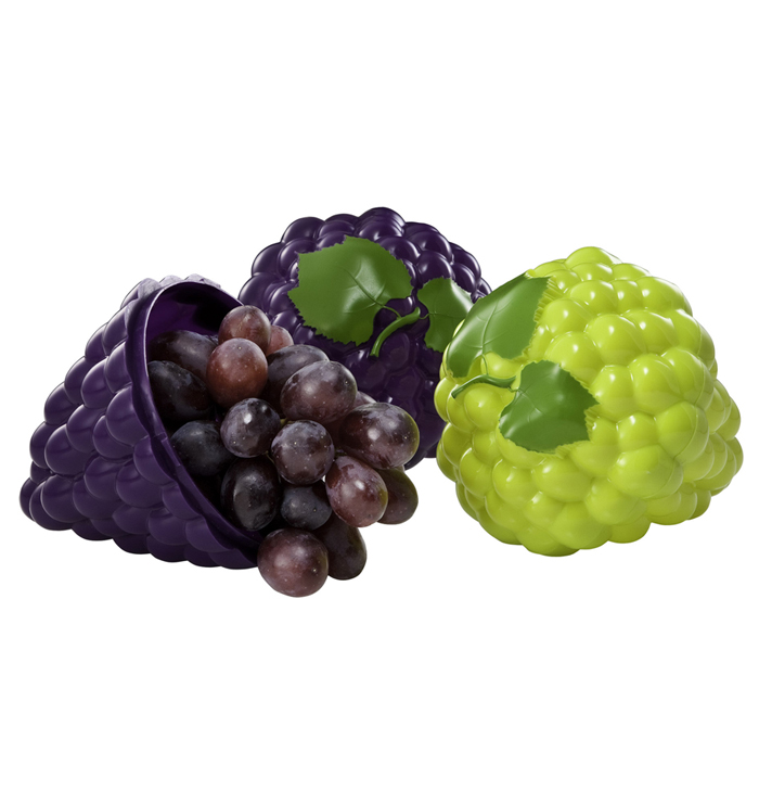 Snack Attack Grapes to-go