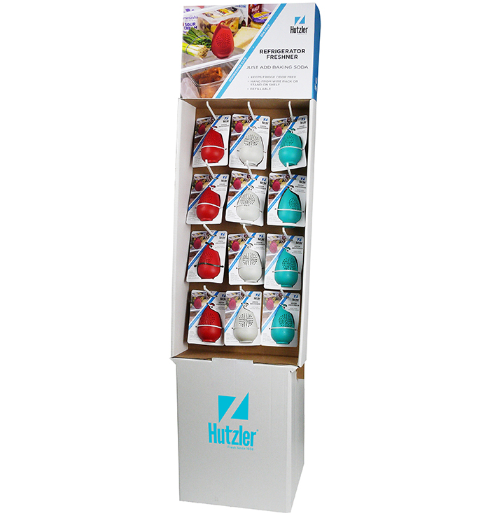 Refrigerator Freshener Floor Display