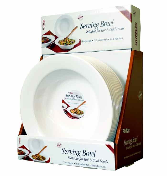 Gourmac Serving Bowl Counter Display (12 pcs)