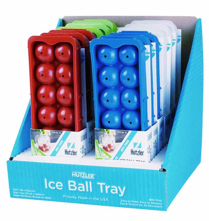 Ice Ball Tray Counter Display
