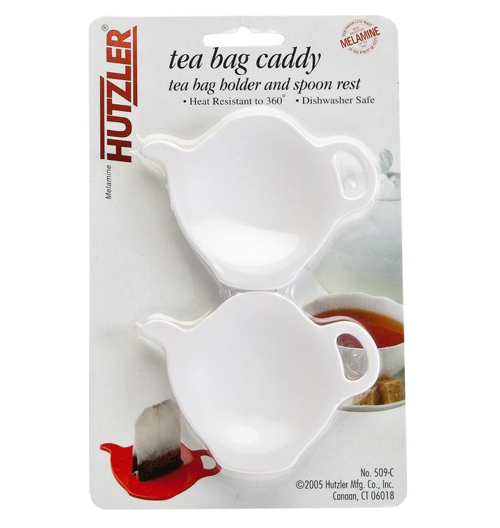 Tea Bag Caddy - Set of 2