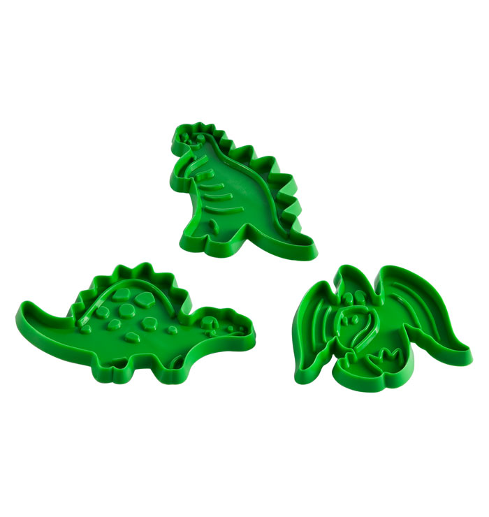 Dinosaurs Cookie Cutters