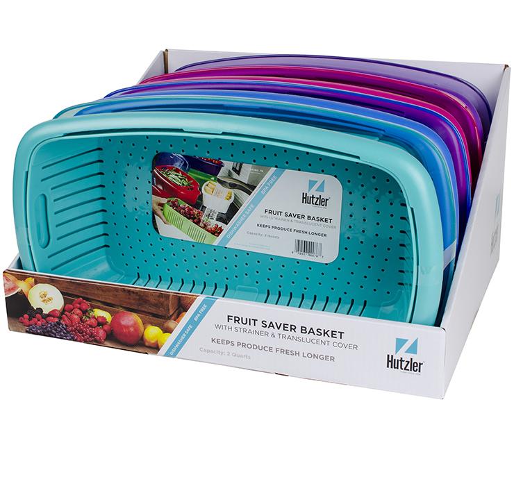 Fruit Saver Basket PDQ