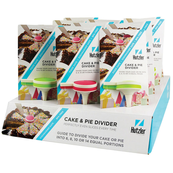 The Perfect Cake & Pie Divider Counter Display