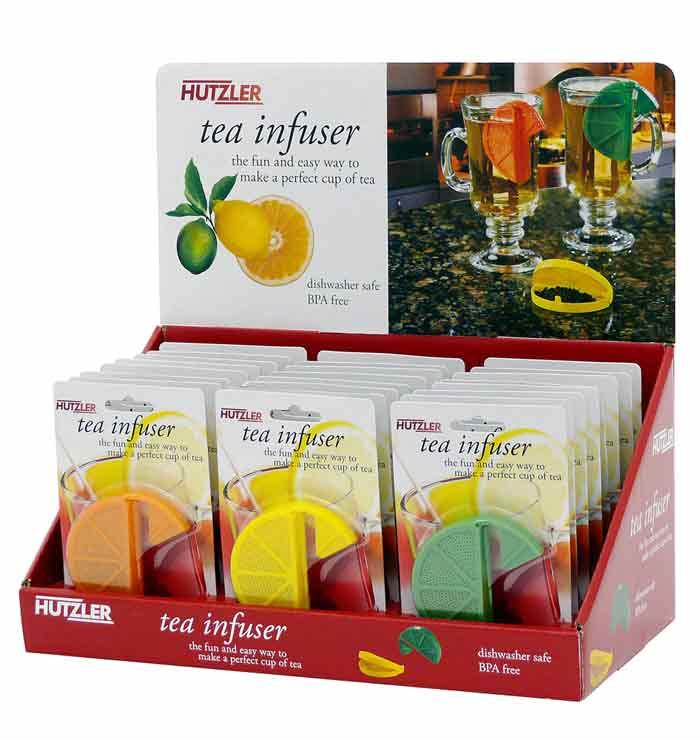 Tea Infuser Counter Display