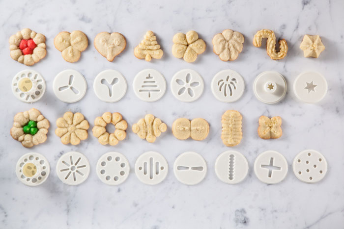 Easy Action Cookie Press and Food Decorator Set