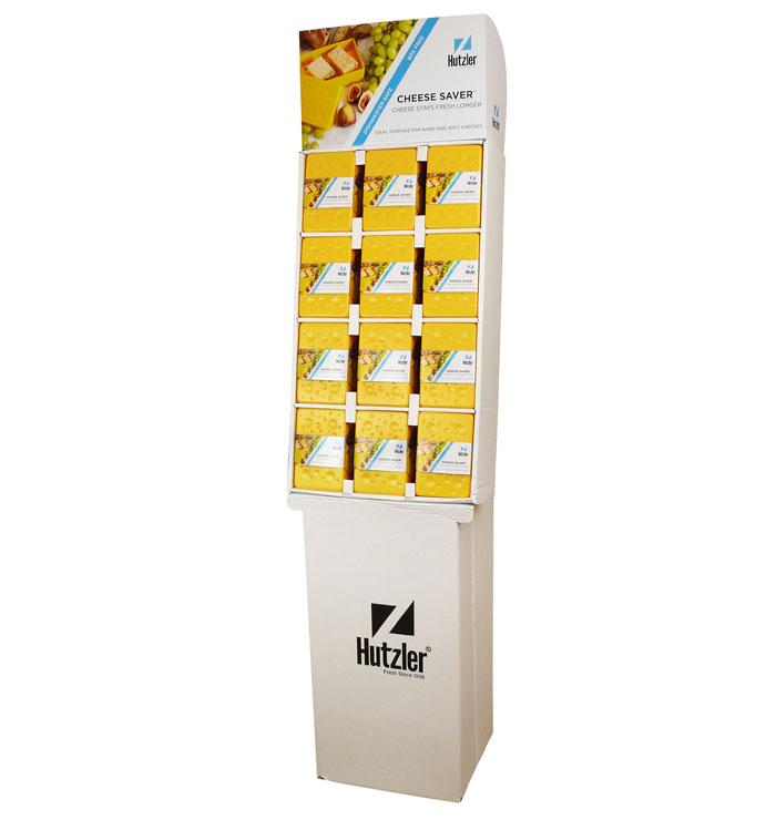 Cheese Saver® Floor Display