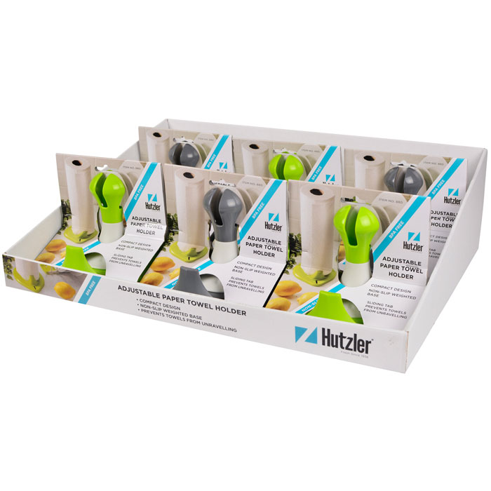 Paper Towel Holder Counter Display
