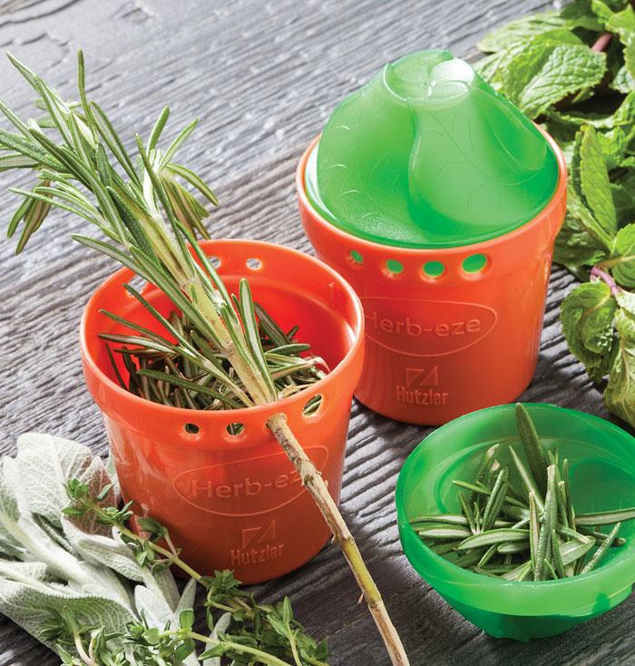 Herb-Eze® Herb Stripper & Herb Storage