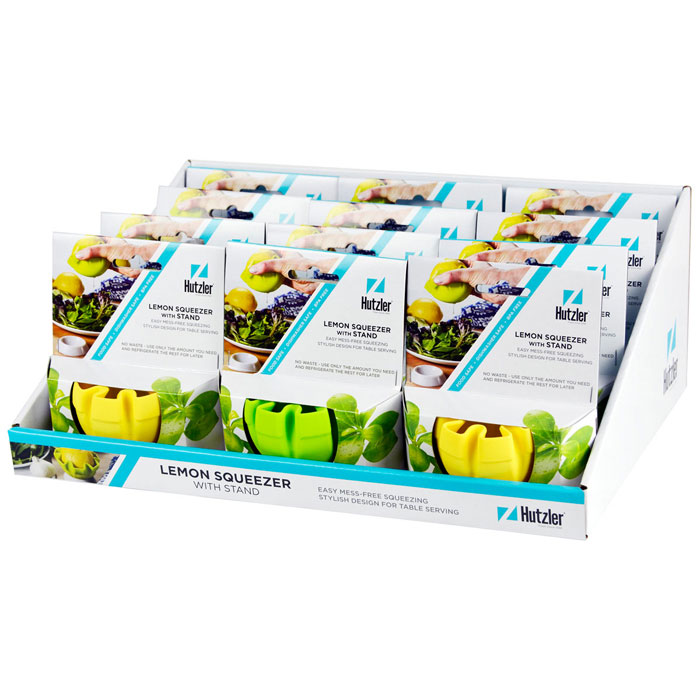 Citrus Squeezer Counter Display