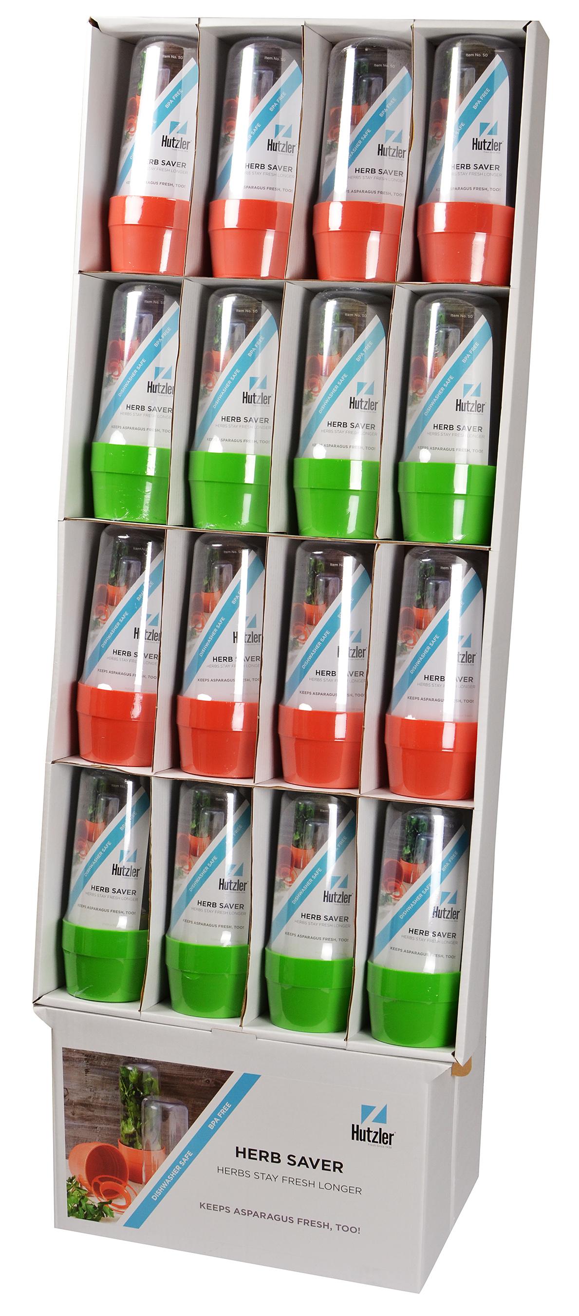 Herb Saver™ Floor Display