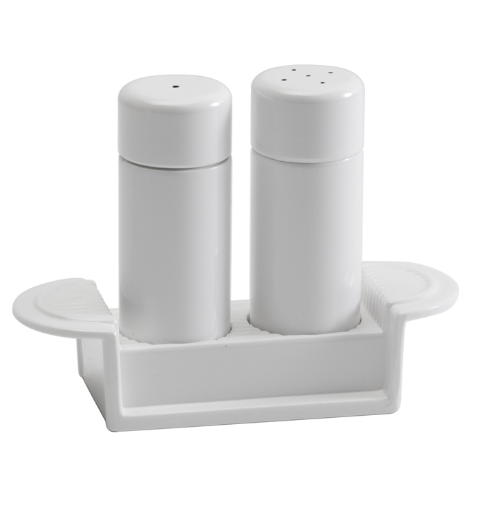 Salt & Pepper Set with Tray