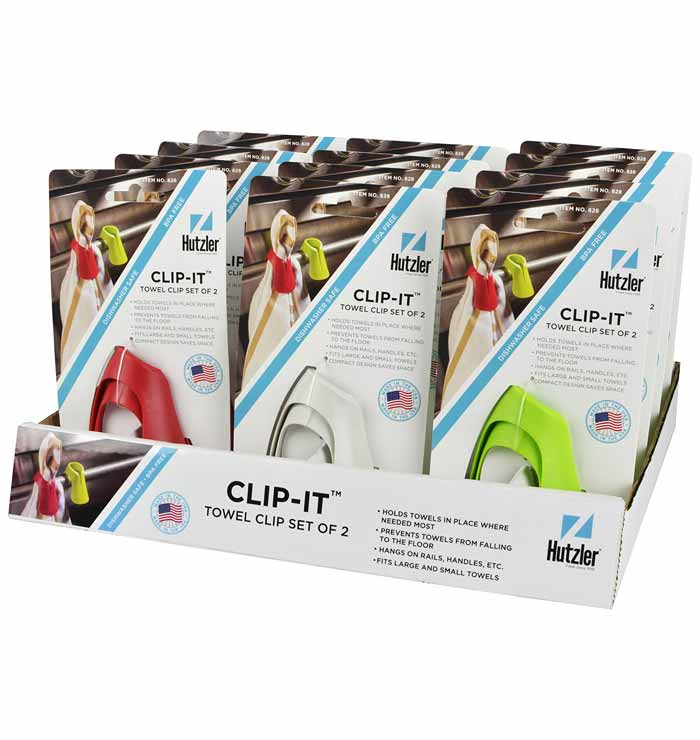 Clip-It, Set of 2 Counter Display